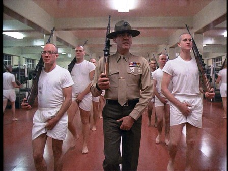 Kubrick, Full Metal Jacket