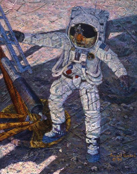 alan bean astronaut - photo #19