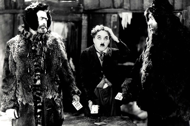 Chaplin, The Gold Rush, 1925