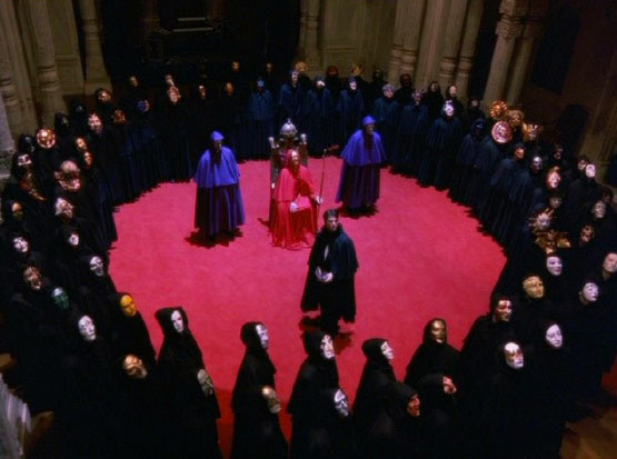 Eyes Wide Shut, Stanley Kubrick