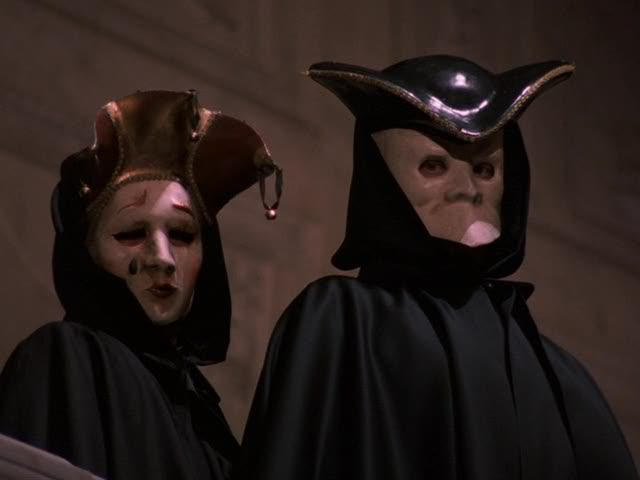 Eyes Wide Shut. Kubrick