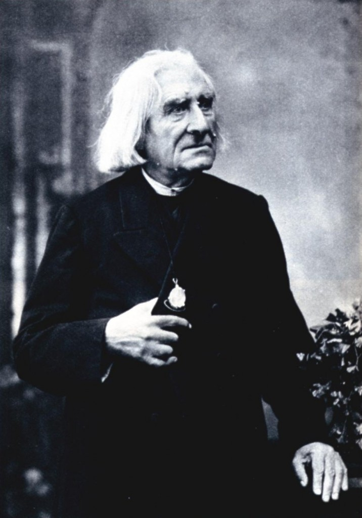 After 1865, Liszt donned the habit of a Franciscan abbe, but avoided chastity. Liszt apportioned his last years between women and composing music