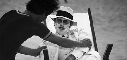 Death In Venice. Visconti