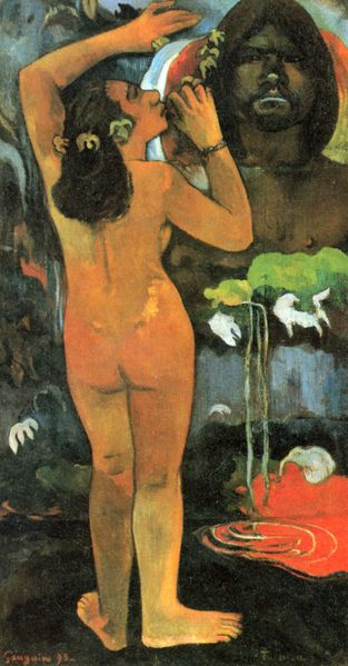 Gauguin. The Moon and the Earth. 1893