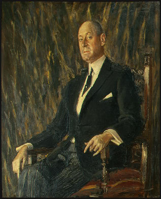 ''Augustus John Joseph E. Widener, 1921 Widener Collection 1942.9.100''