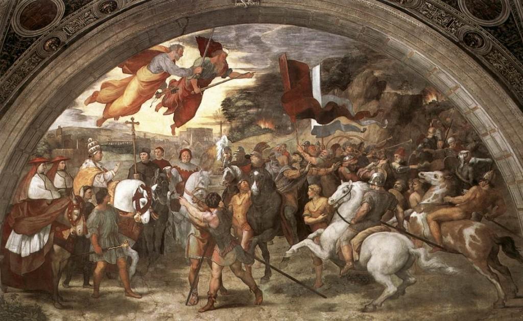 Raphael Fresco. Attila the Hun
