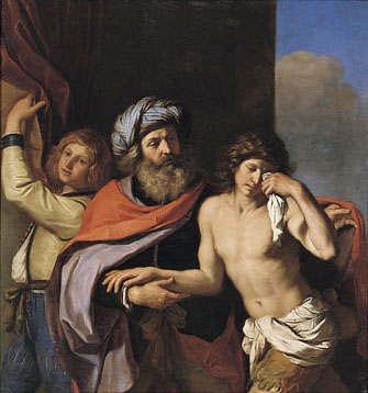 Il Guercino ( Barbieri) The Return of the Prodigal Son