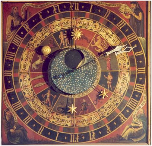 Stendal Clock. Germany