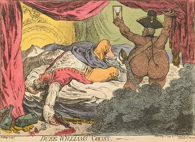 James Gillray.