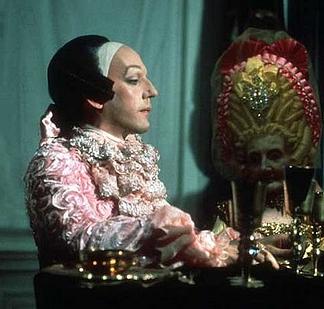 Casanova. Donald Sutherland