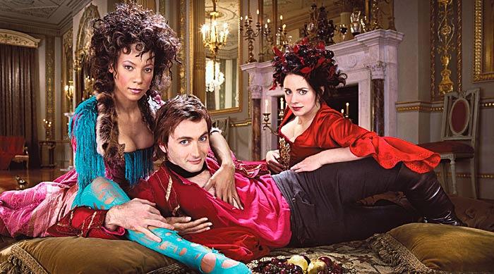 Casanova. David Tennant.