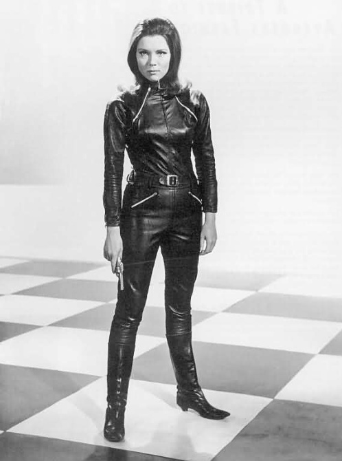 diana rigg young
