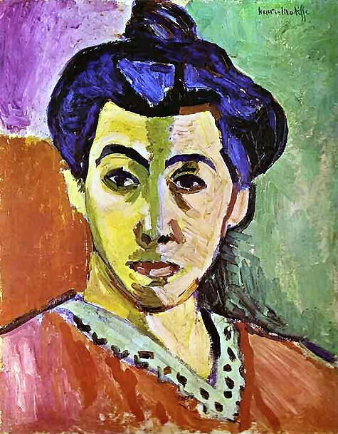 Gertrude Stein Matisse