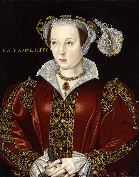 "---Henry VIII died in 1547, when Elizabeth was 13 years old, and was succeeded by her half brother, Edward VI. Catherine Parr, Henry's last wife, soon married Thomas Seymour of Sudeley, Edward VI's uncle and the brother of the Lord Protector, Edward Seymour, Duke of Somerset. The couple took Elizabeth into their household at Chelsea. There Elizabeth experienced an emotional crisis that historians believe affected her for the rest of her life. Seymour approaching forty but with a natural charm and ""a powerful sex appeal"" engaged in romps and horseplay with the fifteen-year-old Elizabeth. These included entering her bedroom in his nightgown, tickling her and slapping her on the buttocks. This state of affairs was put to a stop by Catherine Parr, after she discovered the pair in an embrace. In May 1548, Elizabeth was sent away.---click image for source..."