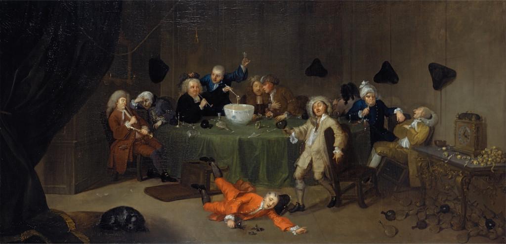 Artist  William Hogarth (1697–1764) WIKI